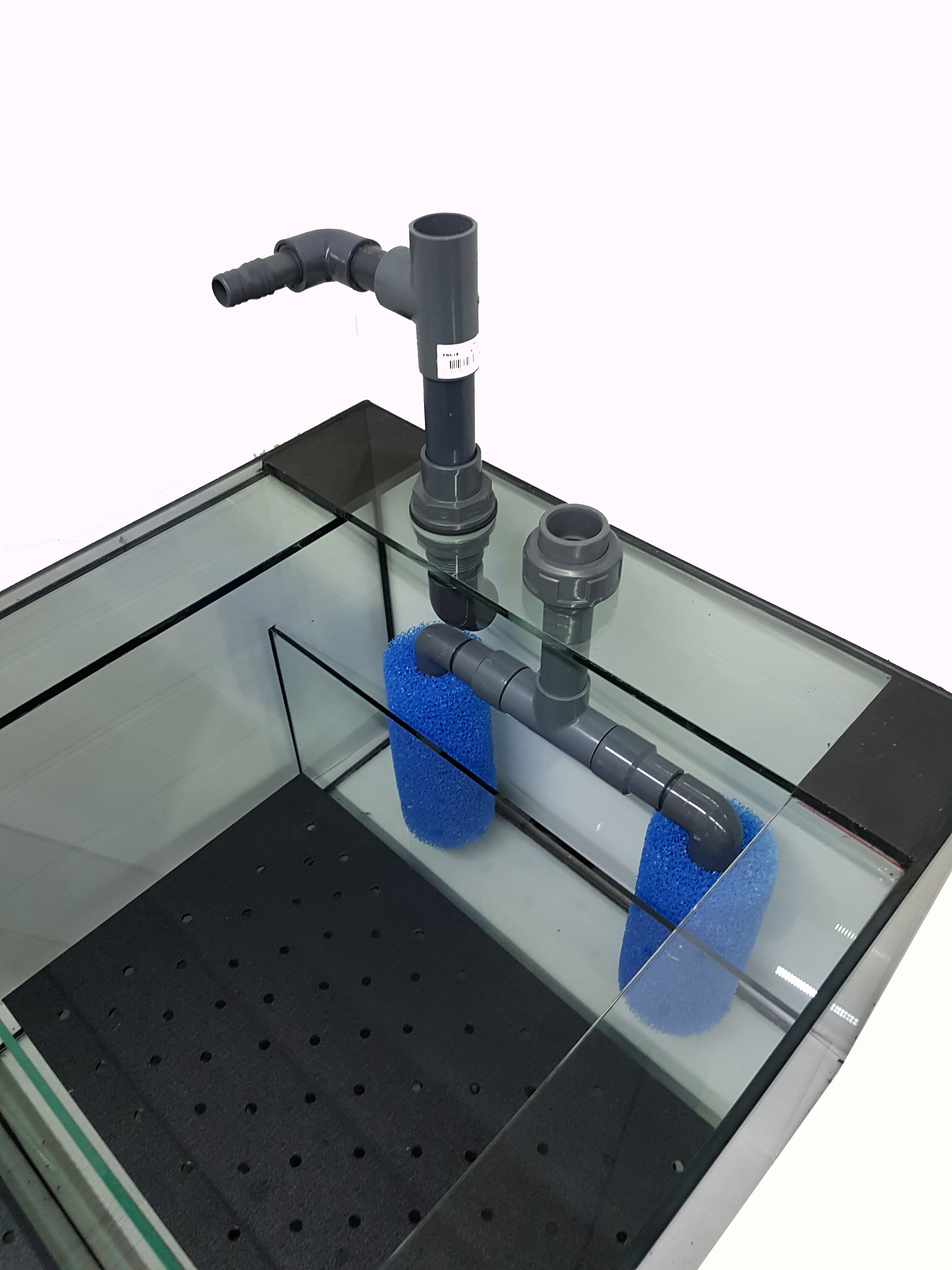 bio plus 100 100 40 40 cm s wasser au enfiltersystem. Black Bedroom Furniture Sets. Home Design Ideas