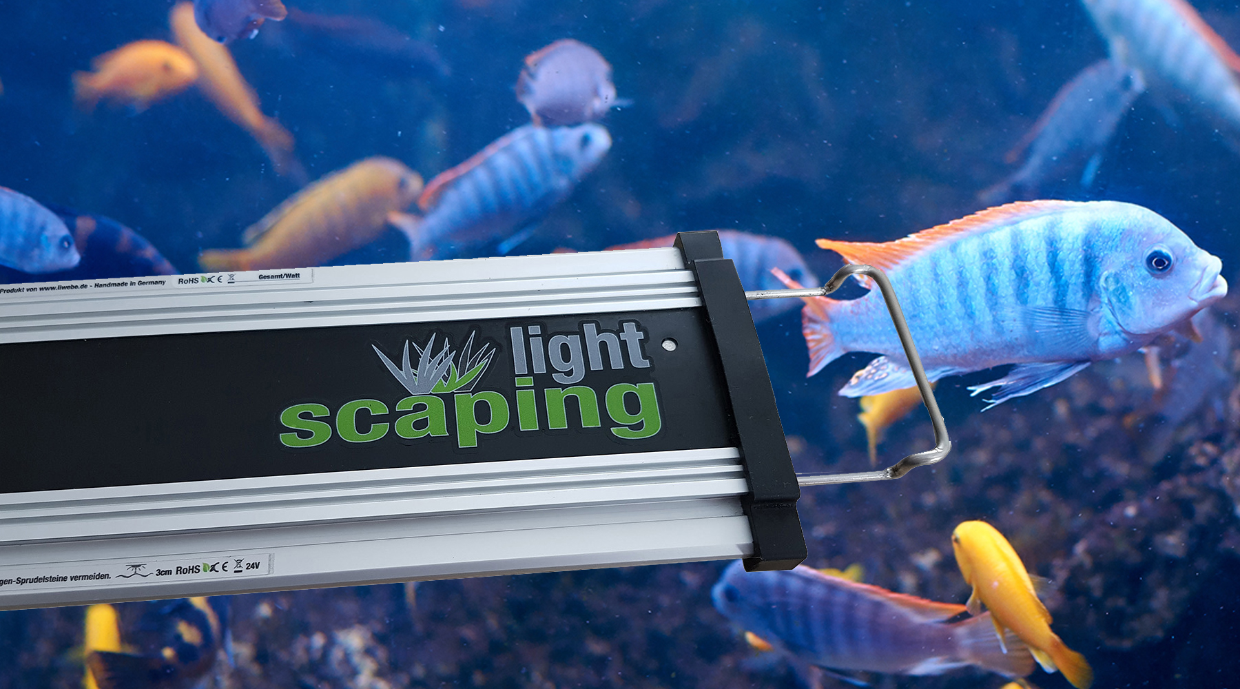 Scaping Light LED - African Lake