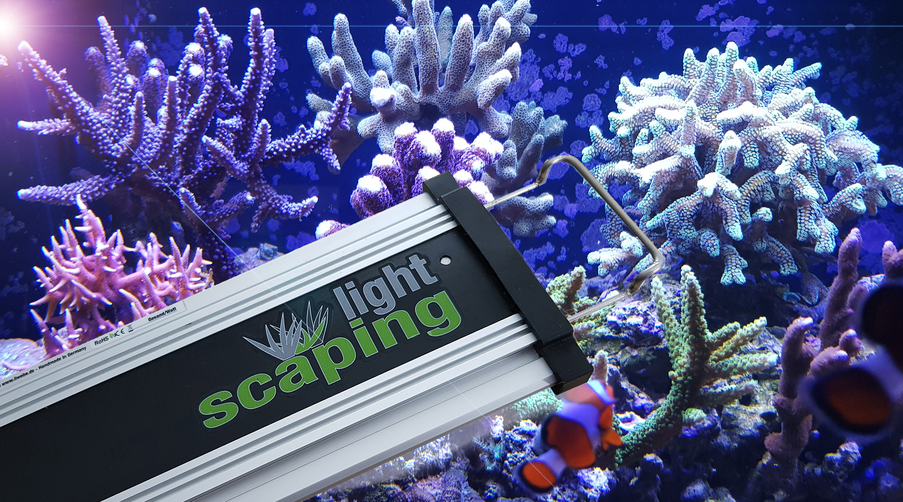 Scaping Light LED - Natutic UV