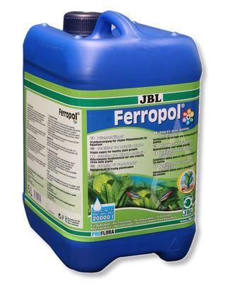 JBL Ferropol 5.000 ml - Kanister - Reichweite 20.000 l