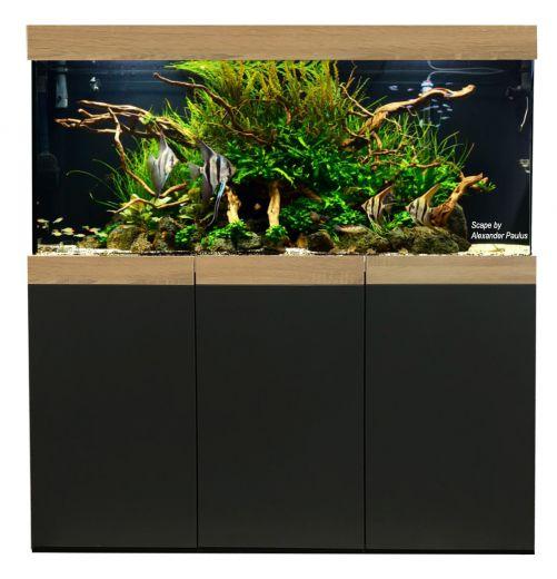 Aquarienkombination Imperial 130x70x70 cm / ca. 637 Liter / 12 mm Glas