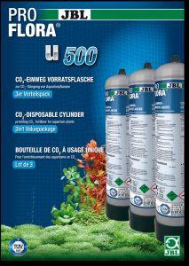 JBL ProFlora u500 2 (3x 500 g)