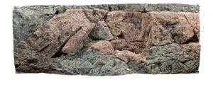 Rocky Aquariumrückwand 100x50 cm