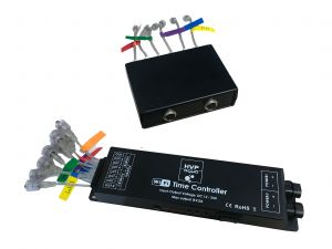 HVP-LED Controler + Duo-Box, zur Ansteuerung von 2 Scaping-Light LED`s