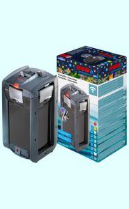 Eheim 2178 professionel 3e 600T, elektronisch gesteuerter Thermo-Außenfilter, exkl. Filtermedien