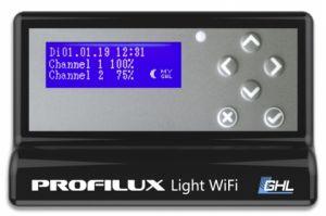 ProfiLux Light WiFi; schwarz