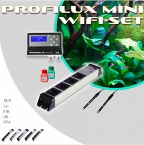 ProfiLux Mini WiFi-Set; weiß