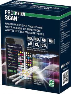 JBL ProScan, Multi-Wassertest mit Auswertung über Smatphone App